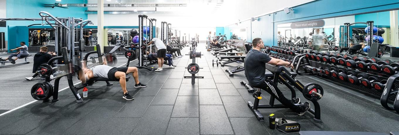 Fitness & Gyms Sunderland