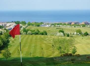 Seaham Golf Course in Sunderland
