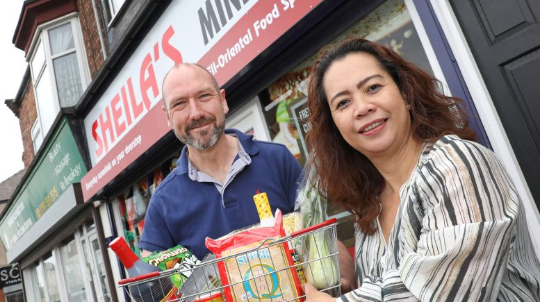 New entrepreneurs bring taste of the Philippines to Sunderland