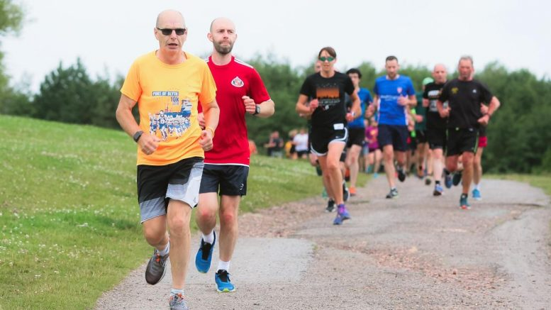 Herrington Country parkrun is up and running