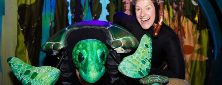 The Plastic Ocean show